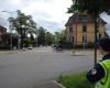 Bezirksübung Verkehr 2014